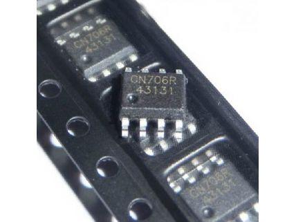 低工作电流:5v时典型值52微安